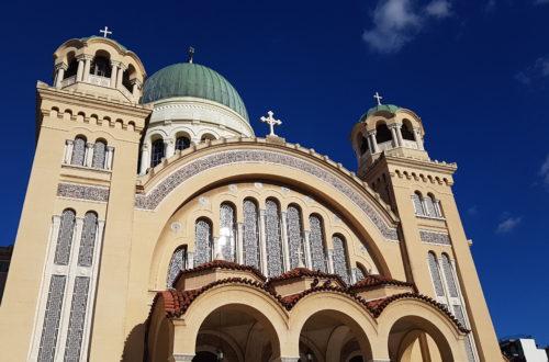 Bazylika Św. Andrzeja w Patrze