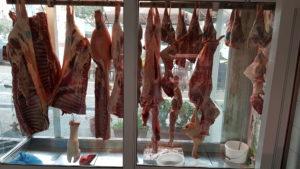 Sklep mięsny - kreopolijo