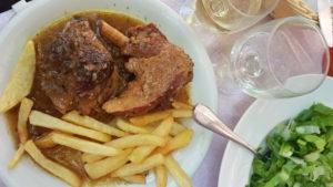 Grecki obiad
