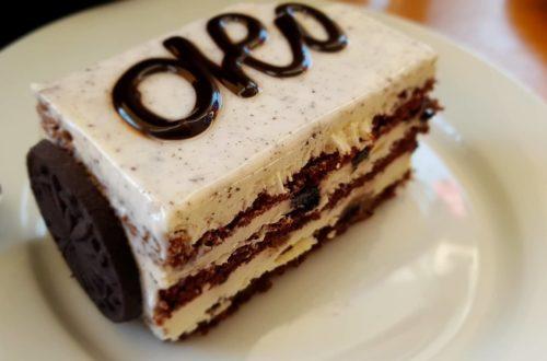 Oreo - grecki deser