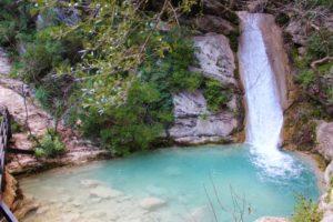 Wodospady Neda